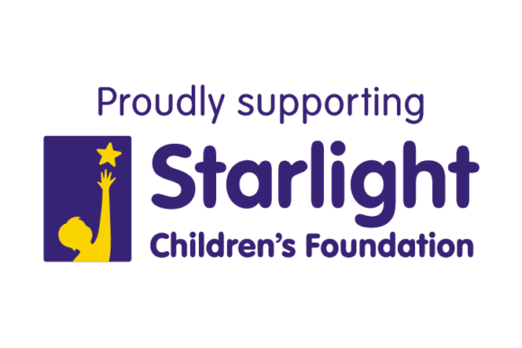 Our Partnership with Starlight Children's Foundation